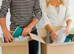 Organising Your House Move When You Live In A City