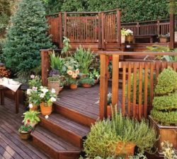 Dressing Up Your Decking
