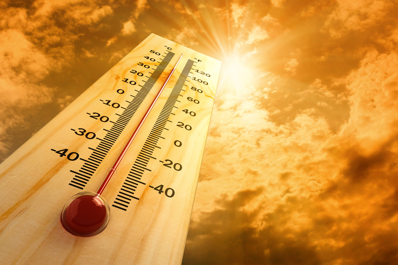 summer-thermometer